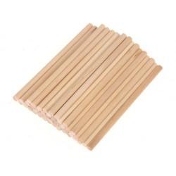 Палочки деревянные 40 см,50 шт