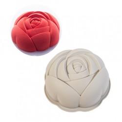 'Роза' силиконовая форма для выпечки/мусса 2783