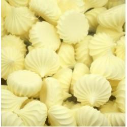 Безе (рифленые) средние желтые 50гр
