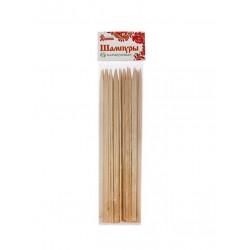 Шпажки бамбуковые,20 шт, 30 см 1418977