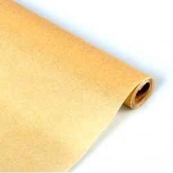 Пергамент коричневый, силиконизированный, 38 см х 8 м 1498126