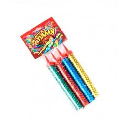 Свечи для торта Римские 'Фонтаны' 12см 5 шт 3505786
