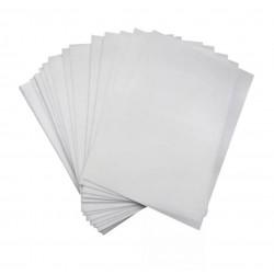 Вафельная бумага ТОЛСТАЯ 0,65мм 1лист А4