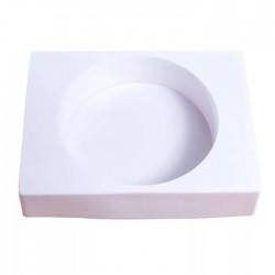 Тортафлекс круг силиконовая форма для выпечки/мусса 135мм h40мм