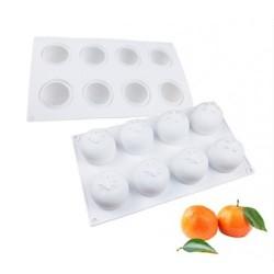 'Апельсин' силиконовая форма для выпечки/мусса