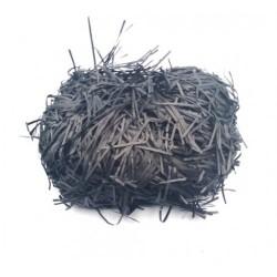 Наполнитель для подарочных наборов черный бумага 100 гр