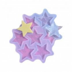 Силиконовая форма №379 Звезда 3,5см 02143