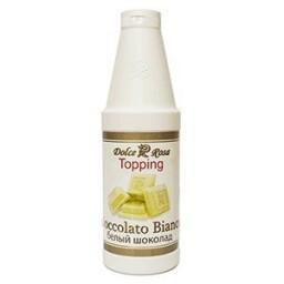 РАСПРОДАЖА_Топпинг Белый шоколад 1 кг, Россия