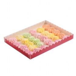 Коробка для пряников 23,5*30*3 см красный 4432282