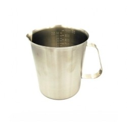Мерный стакан, металл,1л