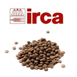 Молочный шоколад со вкусом лесного ореха RENO MILK GIANDUJA  Irca  Италия 27% 100 гр
