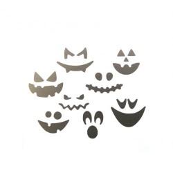 Тарафарет 'Хэллоуин' LC-00006492 пластик