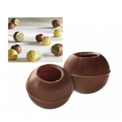 Шоколадные капсулы Callebaut Молочный шоколад 21шт