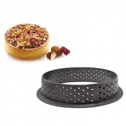 Кольцо перфорированное для выпечки термопластик 8*2 см 612010