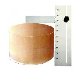 Устройство для выравнивания торта (металл)