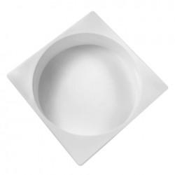 Тортафлекс круг силиконовая форма для выпечки/мусса 200мм h50мм