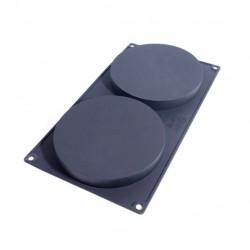 Силиконовая форма Диски 140х20 мм SA2142
