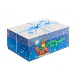 Коробка для капкейка «Волшебства!», 16*23*10 см 3597153