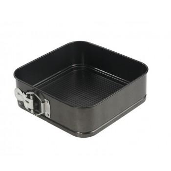 Форма для выпечки разъемная 20х6,5 см Элин. Квадрат, антипригарное покрытие 906353