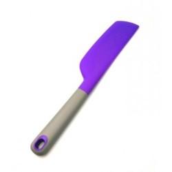 Лопатка силиконовая для теста УЗКАЯ 32*5,5 см