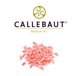 Завитки из розового шоколада Callebaut 200гр