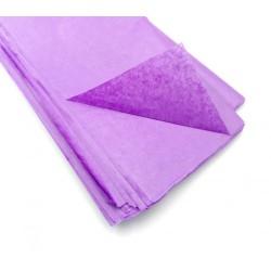 Бумага тишью фиолетовый 50*64см 20 листов