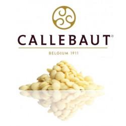 ШОКОЛАД белый (опт) Callebaut 25.9% (Бельгия) монетки 1кг