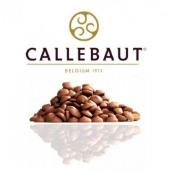 Шоколад молочный (ОПТ) 33,6% Callebaut Бельгия монетки 1кг 9037
