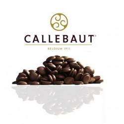 Шоколад темный (ОПТ) 54,5% Callebaut Бельгия монетки 1кг 9036