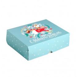 Упаковка для кондитерских изделий «Волшебная», 20х17х6 см 5155362