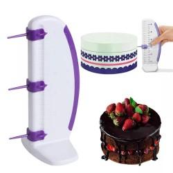 Устройство для разметки боковин торта