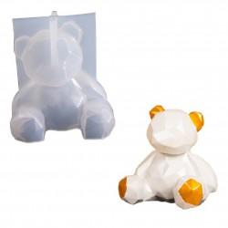 Молд 3D Медвежонок геометрия 6,5?5,8 см 5060761