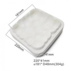 'Облако' силиконовая форма для выпечки/мусса,Китай