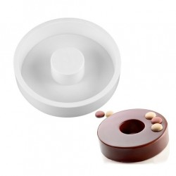 'Сатурн' силиконовая форма для выпечки/мусса 2430