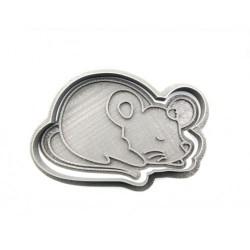 Штамп+форма 'Спящая мышка' LC-00008990 пластик
