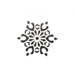 Трафарет 'Снежинка 8' LC-00006534 пластик