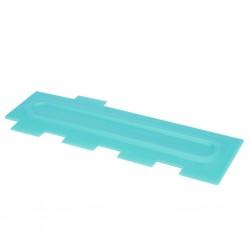 Шпатель пластиковый Y229-14, 21,5 см 602753