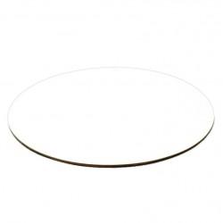 Подложка для торта 30 см круглая деревянная 6мм LP