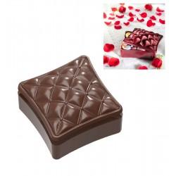 Поликарбонатная форма для шоколада (1993) BONBONNIERE KUSSEN CHESTERFIELD Chocolate World Бельгия