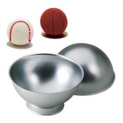Форма для выпечки 'Мяч 3D'