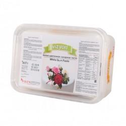 Цветочная паста 'Vizyon', Polen, 1 кг, белый