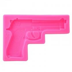 'Пистолет' силиконовая форма 2599207