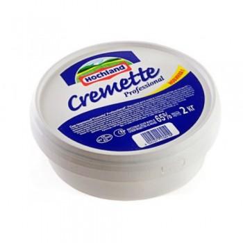 Сыр творожный 'Cremette' 65% 2кг