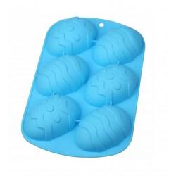 'Пасхальные яйца' силиконовая форма для шоколада 4597754