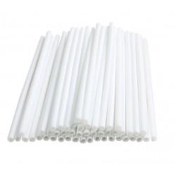 Палочки для леденцов (пластик) банка 100 шт