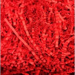 Бумажный наполнитель Кораллово-красный 3мм (#116) 100гр