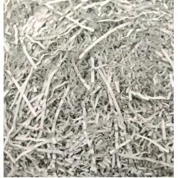 Бумажный наполнитель Серый 2мм (#129) 100гр