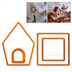 Набор форм Домик большой LC-00003932