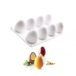 'Яйцо 3D' силиконовая форма для выпечки/мусса