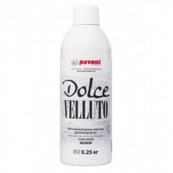 Спрей велюр Dolce Veluto белый 400мл Италия